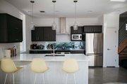Modern Style House Plan - 3 Beds 2.5 Baths 2111 Sq/Ft Plan #450-6
