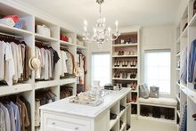 House Design - Master Closet