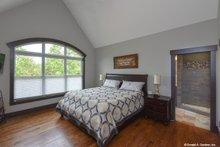 Craftsman Interior - Master Bedroom Plan #929-1040
