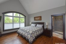 House Plan Design - Craftsman Interior - Master Bedroom Plan #929-1040
