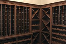 Dream House Plan - Wine Cellar