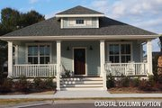 Bungalow Style House Plan - 3 Beds 2 Baths 1600 Sq/Ft Plan #461-67