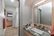 Ranch Style House Plan - 3 Beds 2.5 Baths 2693 Sq/Ft Plan #140-149 Interior - Bathroom