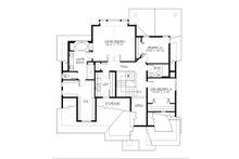Cottage Floor Plan - Upper Floor Plan Plan #132-567