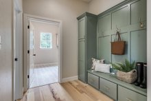 Home Plan - Plan 1067-1 Mudroom
