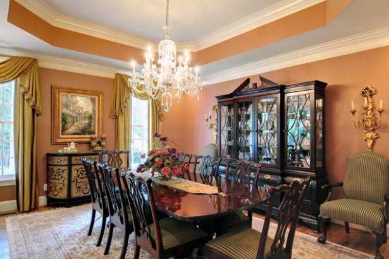 Classical Photo Plan #137-113 - Houseplans.com