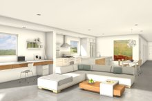House Design - Modern Interior - Other Plan #497-24
