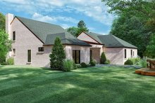 Home Plan - European Exterior - Other Elevation Plan #923-167
