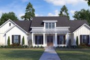 Farmhouse Style House Plan - 4 Beds 2.5 Baths 2234 Sq/Ft Plan #1074-36 Exterior - Front Elevation