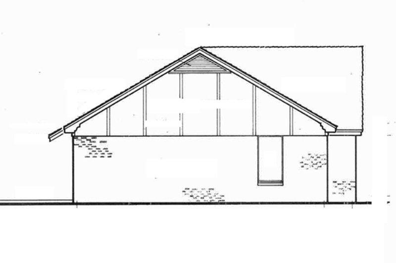 Exterior - Other Elevation Plan #45-220 - Houseplans.com