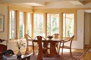 Prairie Style House Plan - 3 Beds 2.5 Baths 3476 Sq/Ft Plan #454-5