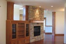 House Plan Design - Craftsman Interior - Family Room Plan #124-622