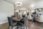 Craftsman Style House Plan - 3 Beds 2 Baths 1848 Sq/Ft Plan #124-1166