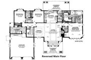Craftsman Style House Plan - 3 Beds 2.5 Baths 2248 Sq/Ft Plan #942-58 Floor Plan - Other Floor Plan