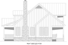 Dream House Plan - Cabin Exterior - Other Elevation Plan #932-252