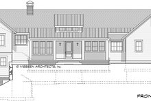 Dream House Plan - Farmhouse Exterior - Front Elevation Plan #928-338