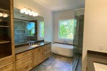 Architectural House Design - Craftsman Interior - Master Bathroom Plan #437-115