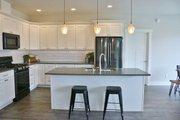 Craftsman Style House Plan - 3 Beds 2 Baths 1878 Sq/Ft Plan #1070-47 Interior - Kitchen