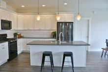Dream House Plan - Craftsman Interior - Kitchen Plan #1070-47