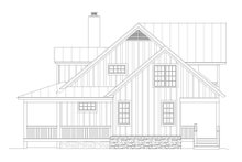 Country Exterior - Other Elevation Plan #932-43