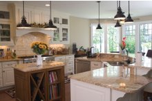 Dream House Plan - Country Interior - Kitchen Plan #930-10