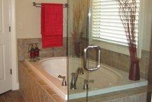 Dream House Plan - Craftsman Interior - Master Bathroom Plan #437-3