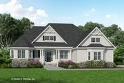 Country Style House Plan - 3 Beds 2.5 Baths 2304 Sq/Ft Plan #929-756