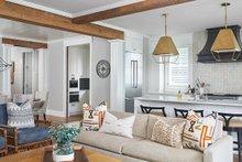 Architectural House Design - Kitchen & Hallway