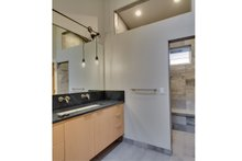 Dream House Plan - Ranch Interior - Master Bathroom Plan #124-983