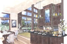 Exterior - Other Elevation Plan #509-69