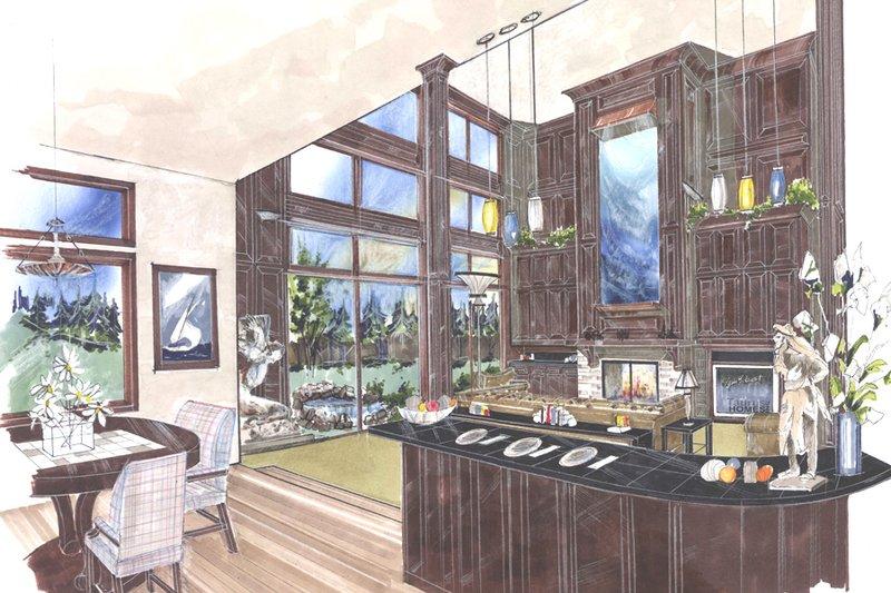 Exterior - Other Elevation Plan #509-69 - Houseplans.com