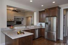 Traditional Interior - Kitchen Plan #929-741