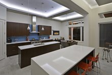 Architectural House Design - Contemporary Interior - Kitchen Plan #935-18