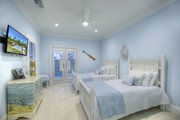 Contemporary Style House Plan - 4 Beds 4.5 Baths 4943 Sq/Ft Plan #930-512 Interior - Bedroom