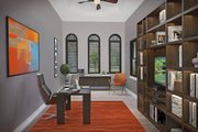 Mediterranean Style House Plan - 4 Beds 3 Baths 2953 Sq/Ft Plan #938-90 Interior - Other