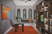 House Plan Design - Mediterranean Interior - Other Plan #938-90