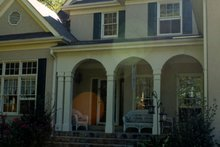 Traditional Exterior - Other Elevation Plan #119-131