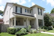 Traditional Style House Plan - 4 Beds 3.5 Baths 4272 Sq/Ft Plan #449-23 Exterior - Other Elevation
