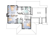 Farmhouse Style House Plan - 3 Beds 2.5 Baths 2185 Sq/Ft Plan #23-2651 Floor Plan - Upper Floor