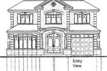 Architectural House Design - Mediterranean Exterior - Rear Elevation Plan #23-280