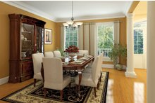 House Plan Design - Country Interior - Dining Room Plan #929-18