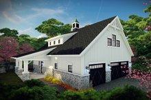 Farmhouse Exterior - Front Elevation Plan #70-1478