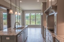 Dream House Plan - Craftsman Interior - Dining Room Plan #430-152