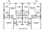 Craftsman Style House Plan - 4 Beds 4 Baths 2762 Sq/Ft Plan #1064-92