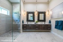 Architectural House Design - Modern Interior - Master Bathroom Plan #930-519