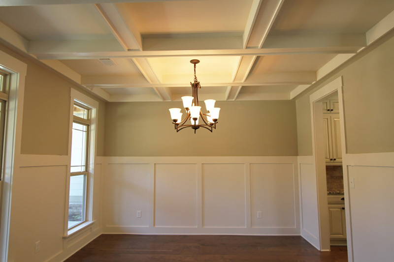 Traditional Interior - Other Plan #927-6 - Houseplans.com