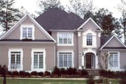 European Style House Plan - 4 Beds 3.5 Baths 3065 Sq/Ft Plan #119-130