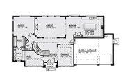 Craftsman Style House Plan - 5 Beds 4.5 Baths 4357 Sq/Ft Plan #1066-20