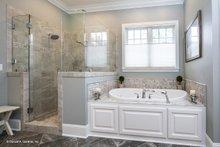 Traditional Interior - Master Bathroom Plan #929-811
