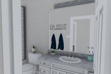 Ranch Interior - Bathroom Plan #1060-39